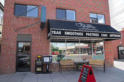The Beta Coffee House....le SEUL vrai café, avec une machine à espresso, que nous ayons bu de tout le séjour