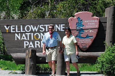 Je pense que nous avons shooté tous les panneaux des parcs nationaux visités!